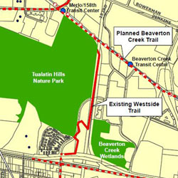 Metro approves $3.7 million grant for new THPRD trail segment