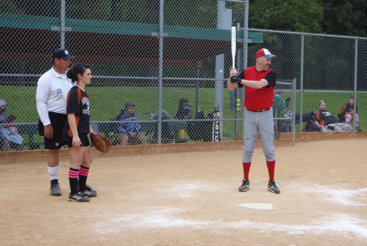 Recreational adult leagues? We've got 'em.  Softball, basketball, volleyball, soccer, and more.