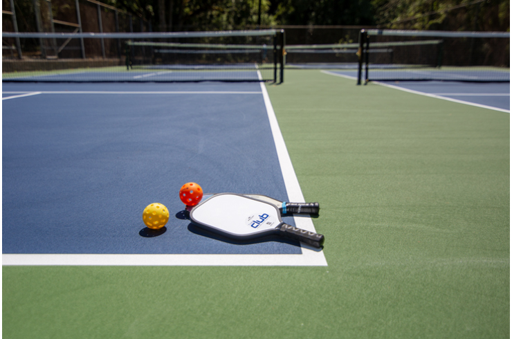 Into pickleball? THPRD offers lots of indoor and outdoor places to play.