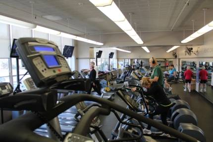 Check out our great cardio room!