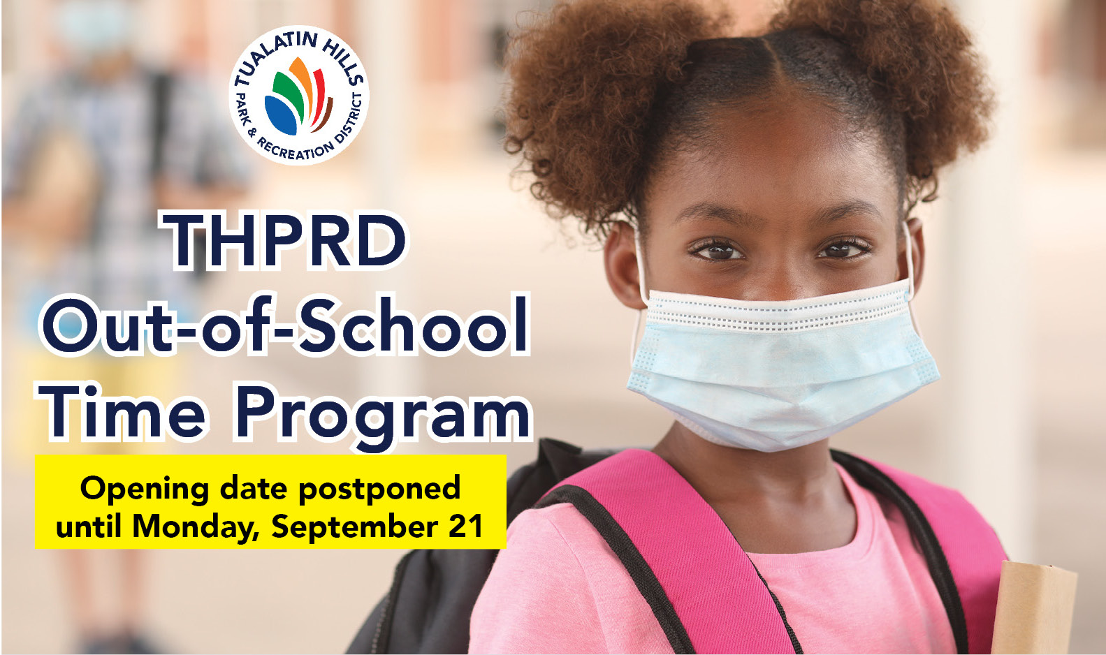 THPRD's out-of-school program time keep kids safe, active and engaged in fun activities.