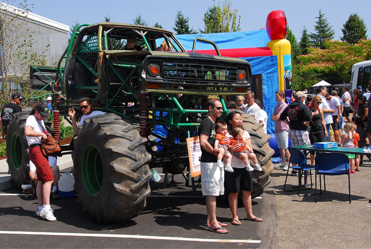 On August 5, come get a up close look at dozens of specialty vehicles during Conestoga's annual Big Truck Day event.