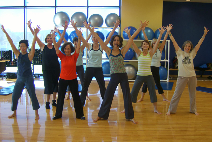 With more than 200 available classes each week, THPRD is the Beaverton area's leading provider of group fitness classes.