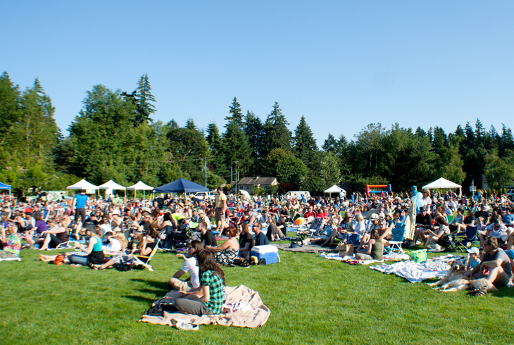 In 2017, THPRD and the City of Beaverton will host a flurry of Summer Celebrations, including concerts, theater and community events! Join us for these events, most of which are free.