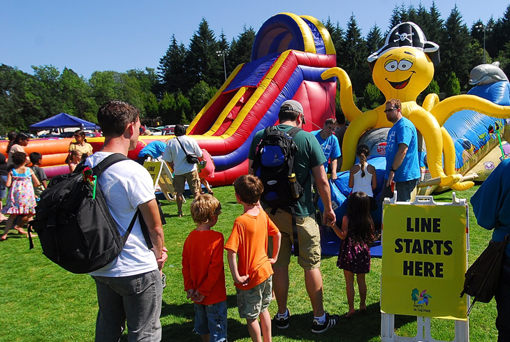 July's Party in the Park is our biggest annual event, but it's just one of the many great events hosted at THPRD parks and facilities each year.