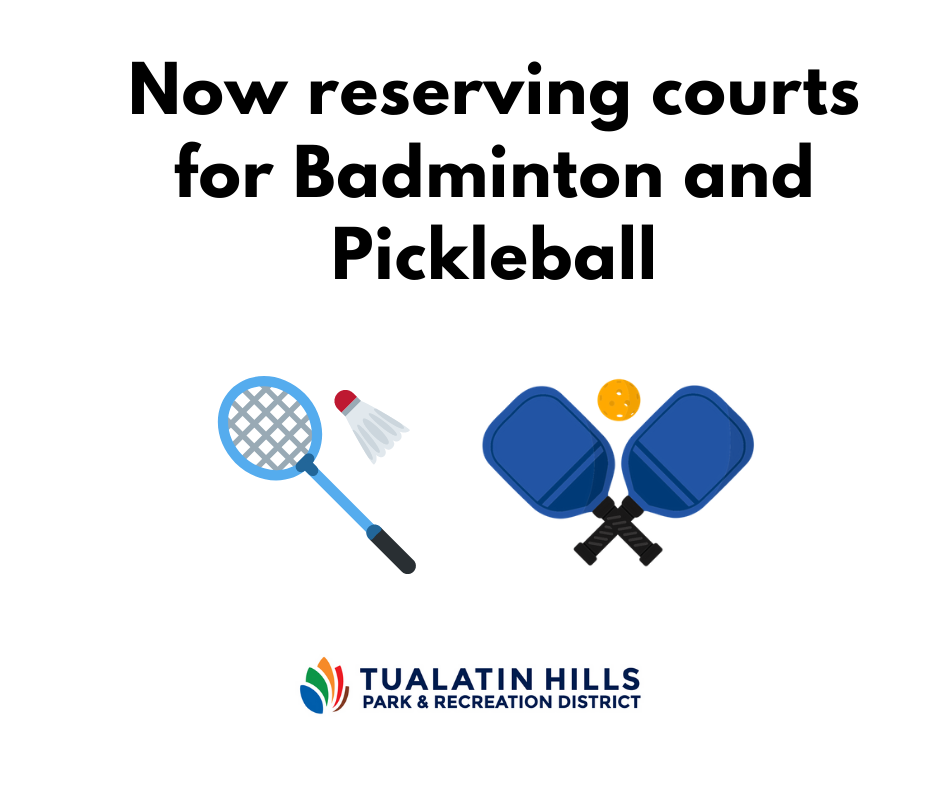 Badminton & Pickleball