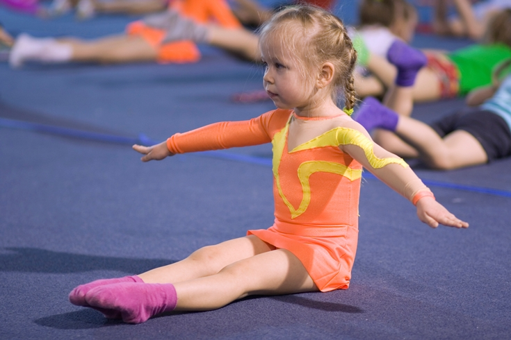 The Garden Home Gymnastics program is designed to provide students with the opportunity to develop gymnastics fundamentals. You gymnast will learn strength, flexibility, coordination, and self-confidence through our safe and fun atmosphere. Instruction will be provided on the four main Olympic events- vault, floor, beam, and bars.