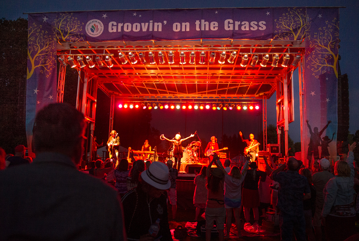 Thanks to everyone who attended THPRD's Groovin' on the Grass show with Quarterflash, Curtis Salgado and Nu Shooz.