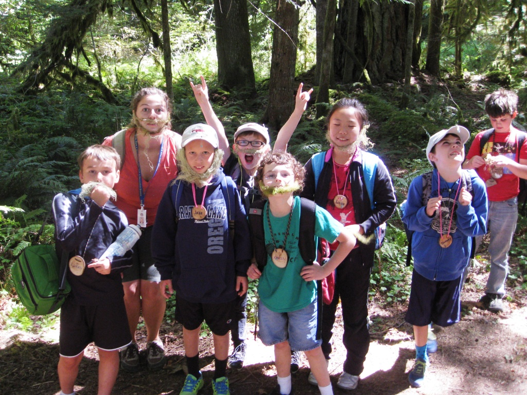 Nature camps offer endless opportunities for children to learn about nature, hike, observe wildlife, create crafts, play games and explore the outdoors.