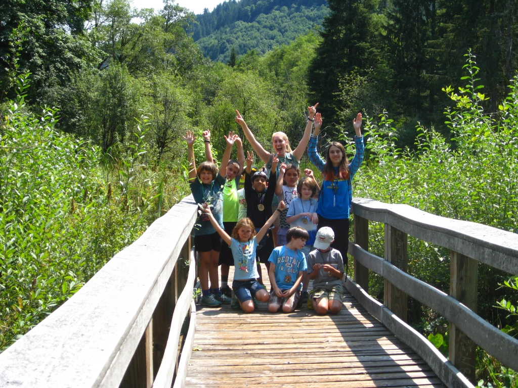 The Nature & Trails Department provides environmental education programs and opportunities for people to connect with nature throughout the Park District.