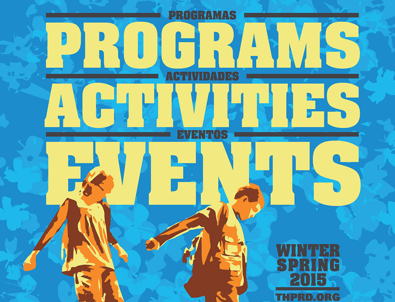 New activities guide is out; winter registration begins Dec. 13