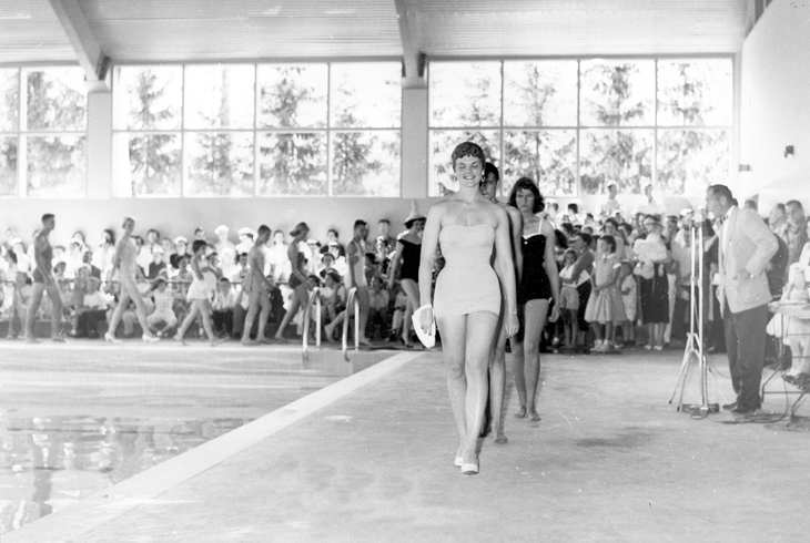 Swim for 25 cents on June 27 at 60th anniversary celebration