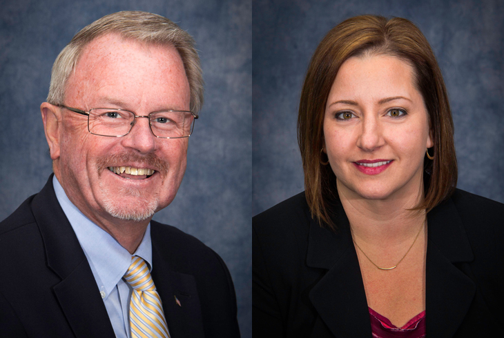 McElhinny closes distinguished career; Panas to lead Park & Recreation Services