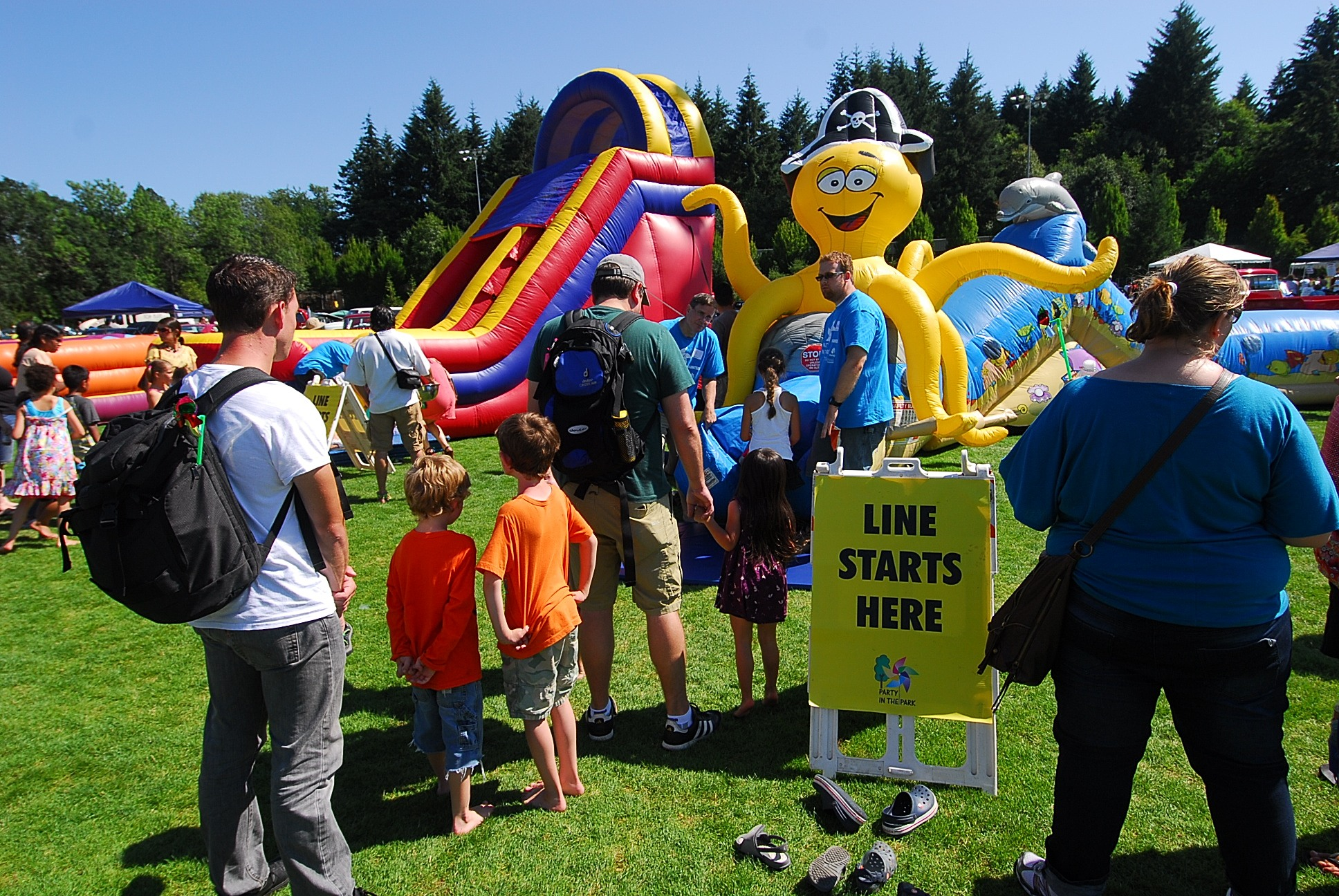THPRD's 10th Party in the Park brings all-day fun to Beaverton