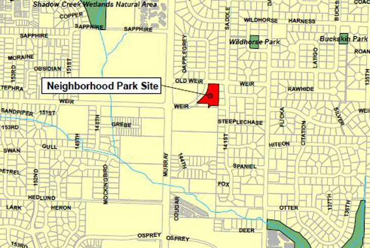 Name proposed for new South Beaverton park site