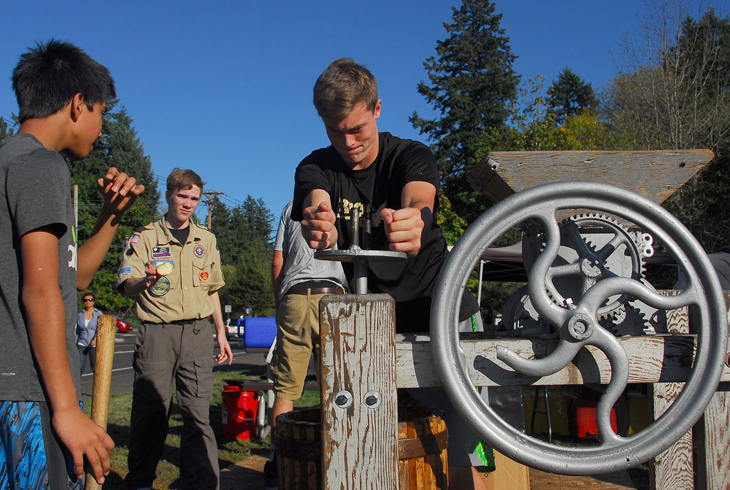 THPRD to host 9th annual Cedar Mill Cider Festival on Oct. 18