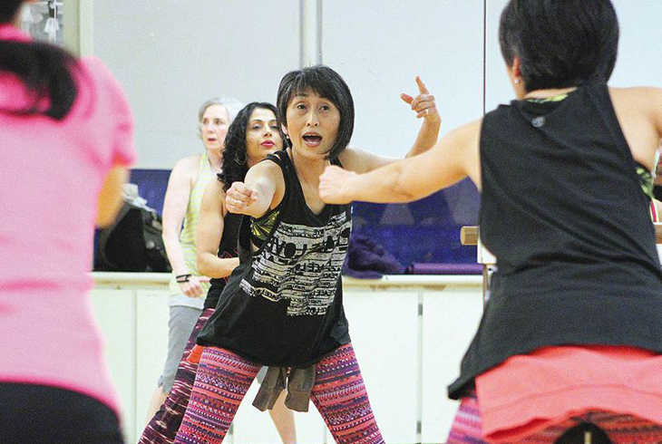 THPRD Zumba instructor proving age is just a number