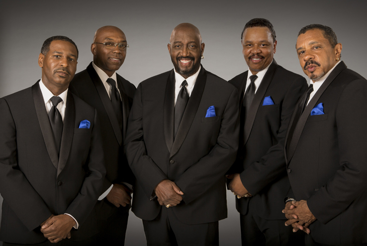 The Temptations will headline THPRD's 6th annual Groovin' on the Grass on Saturday, Aug. 20.