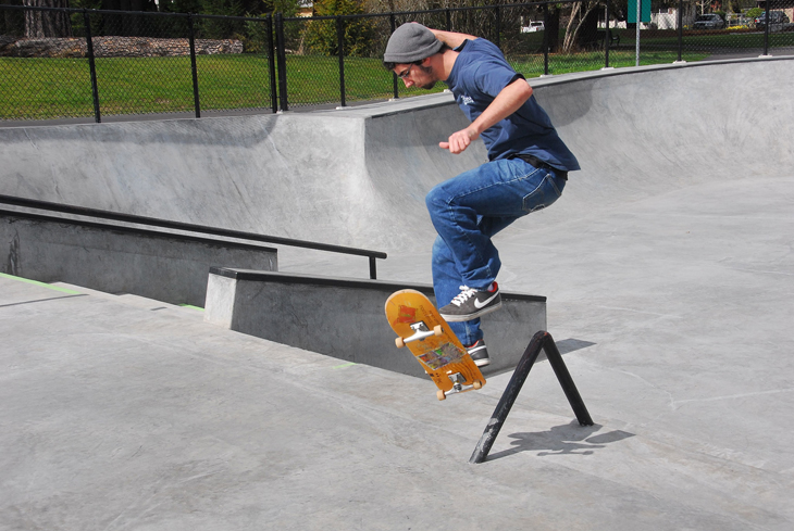 THPRD and Outdoor Skate Parks