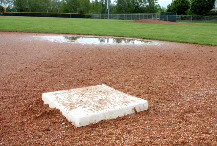 Saturated fields to delay spring leagues