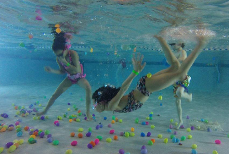 Conestoga's Underwater Egg Hunt set for April 7