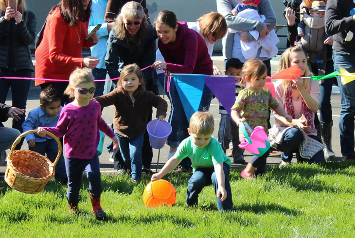 The annual Spring Egg Hunt at Garden Home Recreation Center returns on Saturday, April 15.