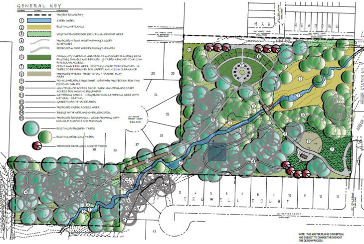 THPRD is seeking public comment on the draft master plan of a new 7.4-acre park site in Aloha at a May 16 meeting.