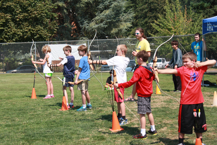 A partnership with the Oregon Dept. of Fish and Wildlife will give youth and adults in THPRD archery classes a new venue at which to practice the skill.