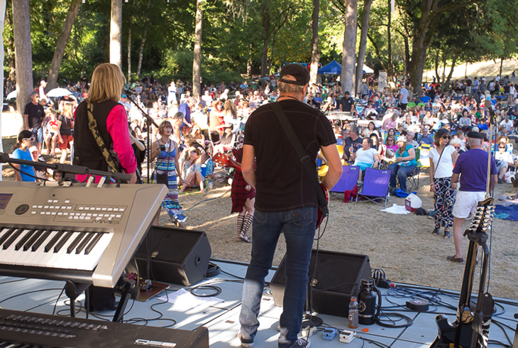 THPRD offers free summer concerts for 13th consecutive summer
