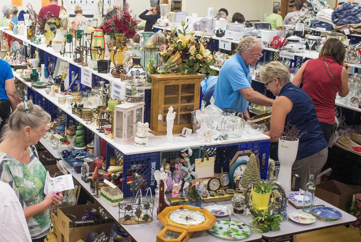 Beaverton's Elsie Stuhr Center hosts its annual Harvest Bazaar fundraiser Sept 7-8.