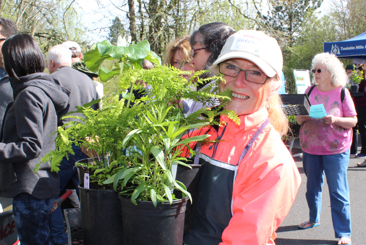 Fall native plant sale returns Saturday, Oct. 7