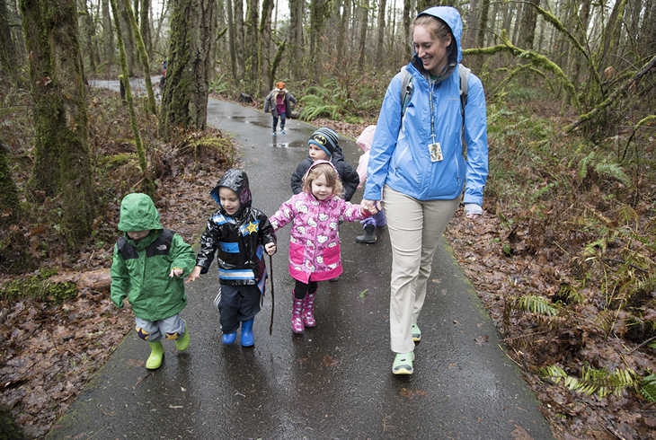Nature Kids preschool open house set for Jan. 27