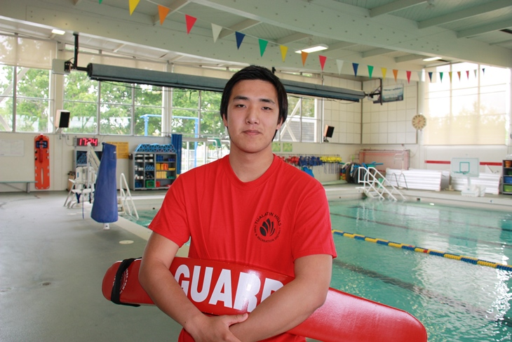 THPRD Employee Uses Lifeguarding Skills To Save Teammate's Life