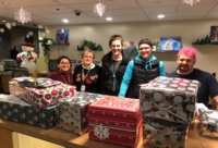 Holiday giving drive a big success