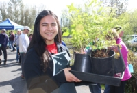 Save the Date for the Fall Native Plant Sale  at the  Tualatin Hills Nature Center