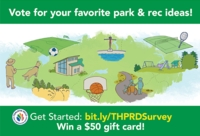 Vote for Your Favorite Park and Rec Ideas