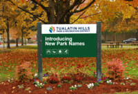 Introducing New Park & Trail Names