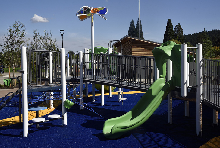Mountain View Champions Park is THPRD's newest community park. Join us to celebrate the Grand Opening of this new 21.5-acre park on Saturday, Oct. 14.