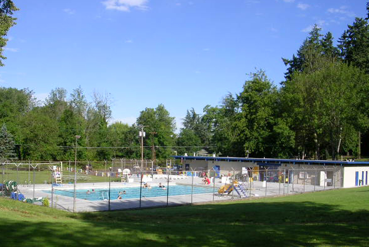 Raleigh swim center park parks trails thprd for Garden hills pool hours