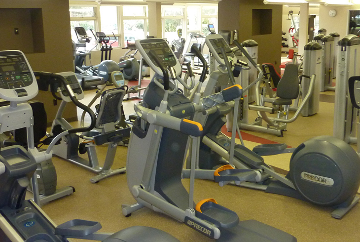 Elsie Stuhr Center Fitness Room is open daily for drop-in use, to guests 55 yrs and older.