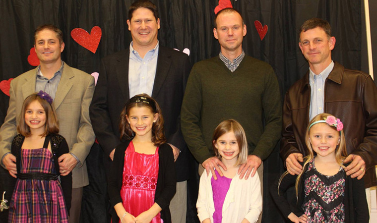 Calling All Dads - Daddy Daughter Dinner Dance