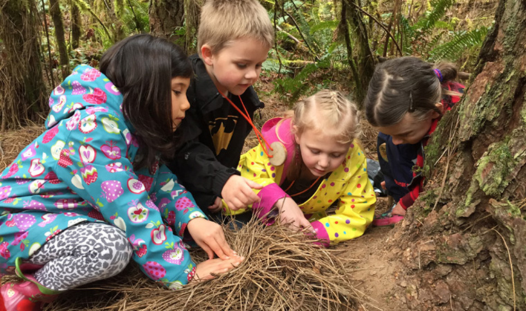 Calling All Nature Kids - Saturday: preschool preview