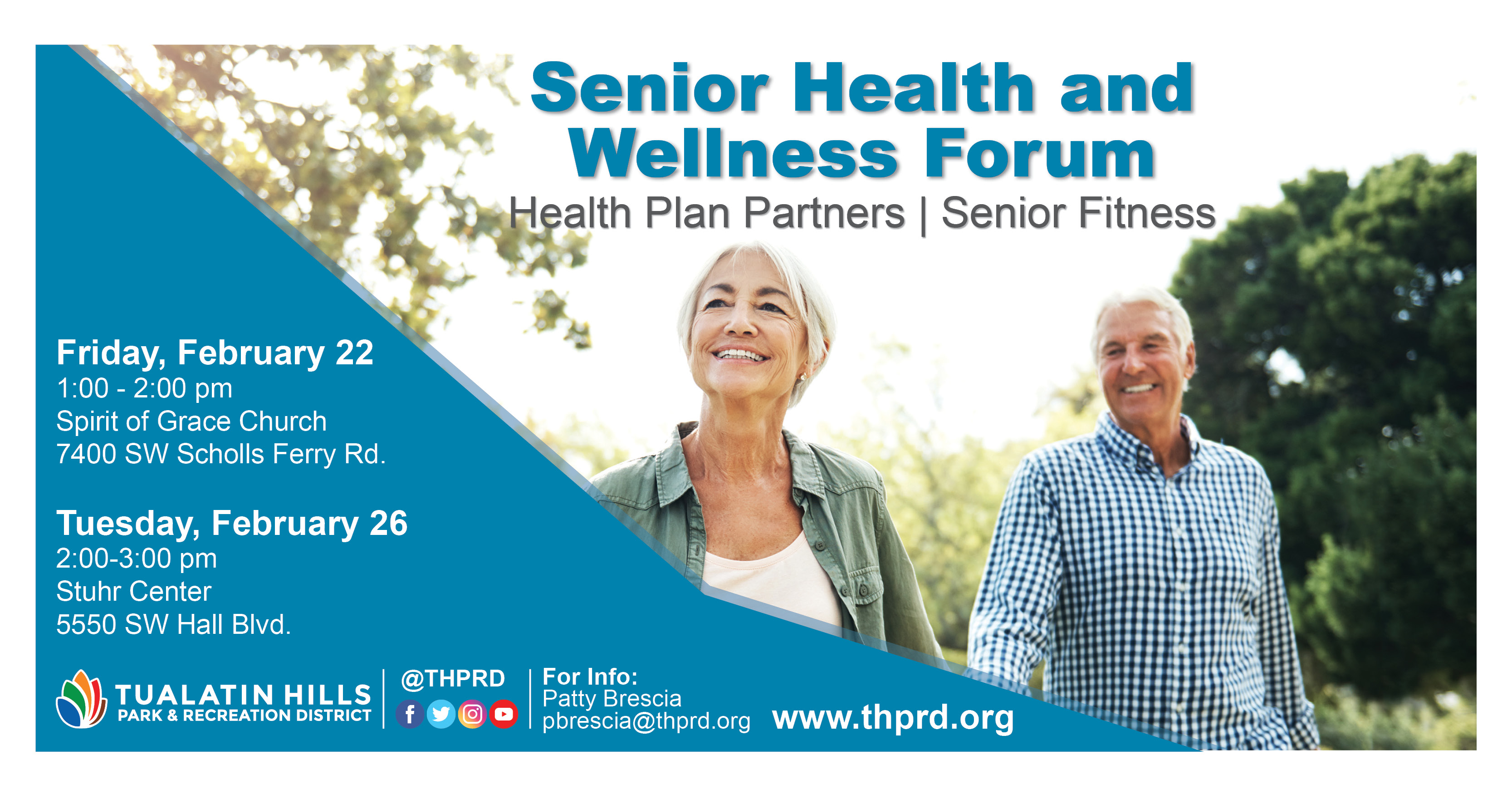 Senior Fitness - Health & Wellness Forum