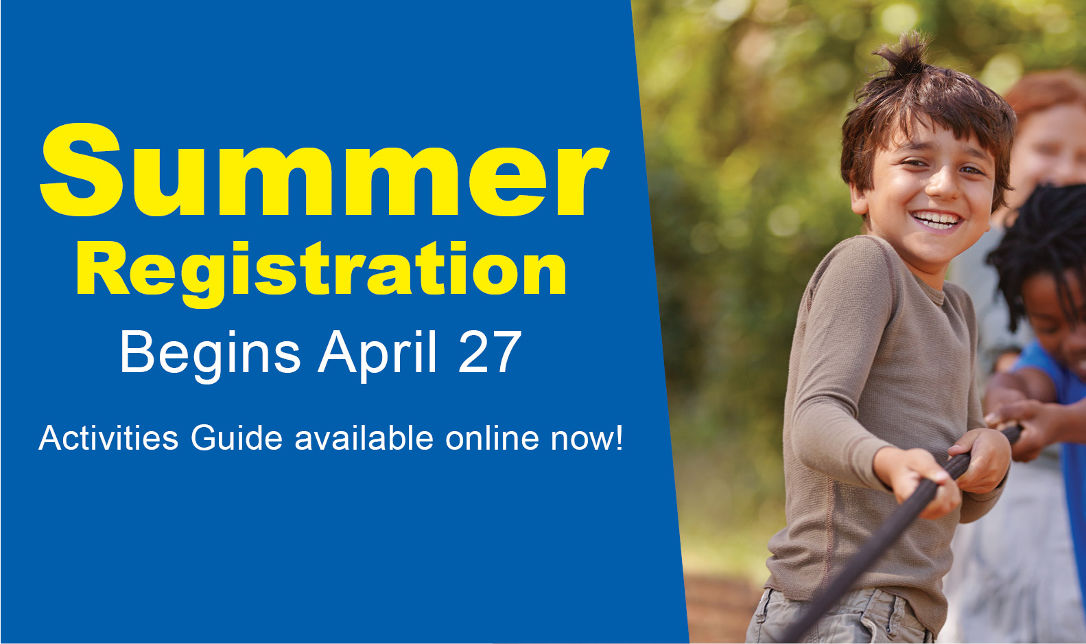 Summer Activities Guide - Available online!