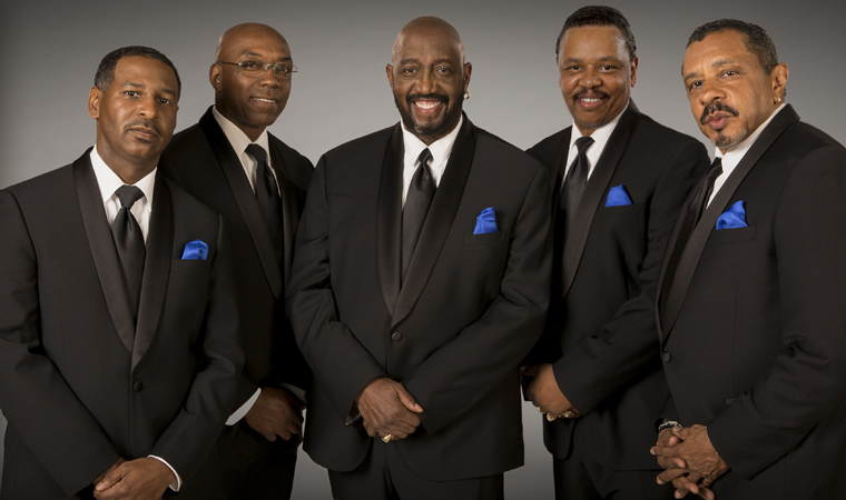 Get Ready to Groove! - Temptations tickets on sale