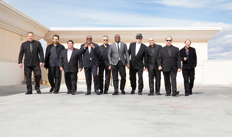 Groovin' on the Grass - See Tower of Power Aug. 15