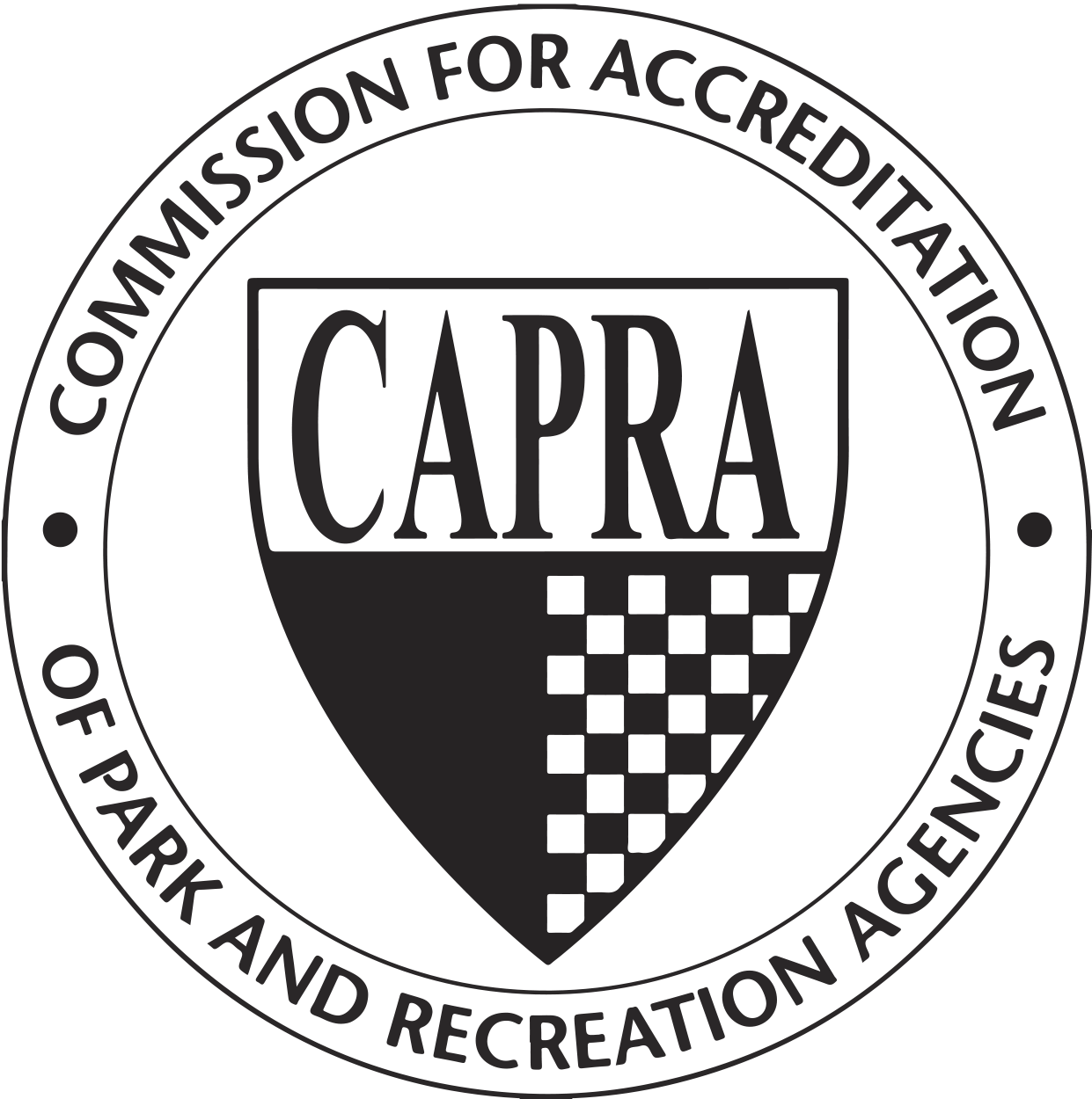 Commission for Accreditation of Park and Recreation Agencies Logo
