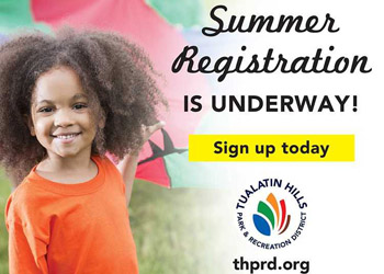 Register for classes today! Summer term sign-up available now.